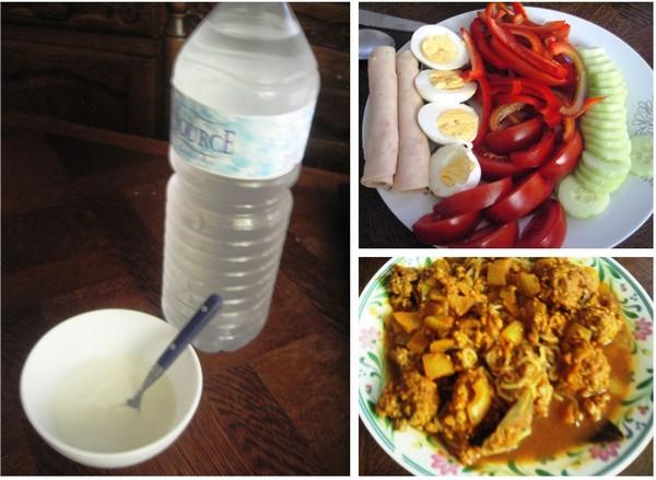 repas régime ramadan