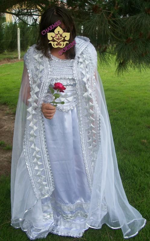 robe de mariée kabyle