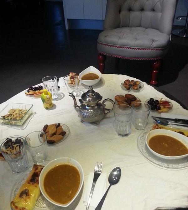 table ftour