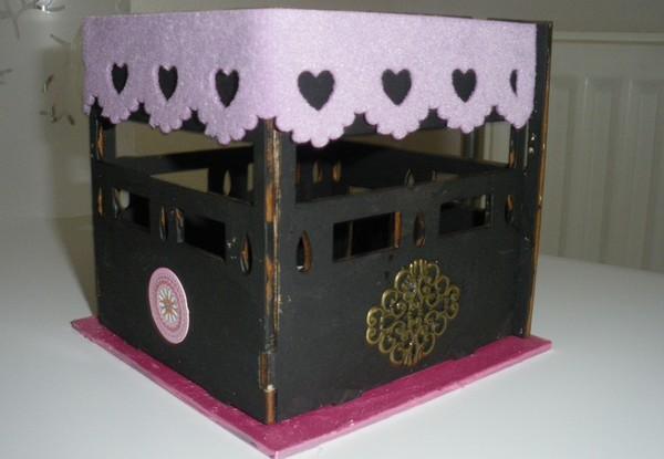 activité fabrication kaaba