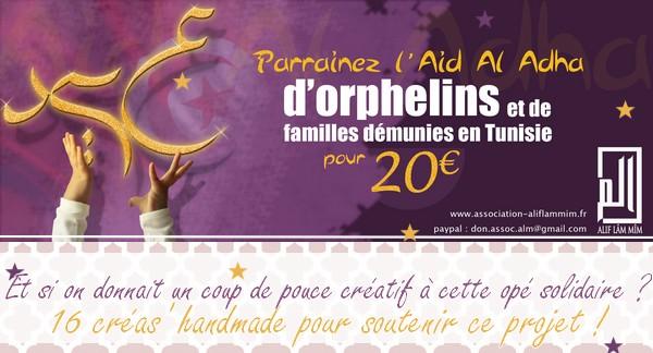 aid al adha orphelin