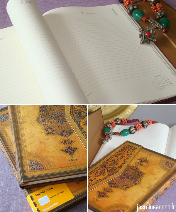 agenda paperblanks safavide