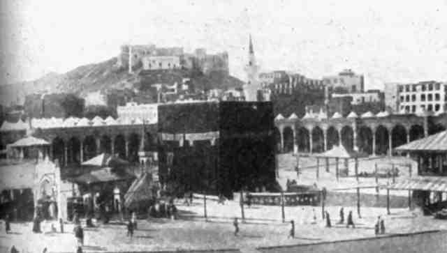 kaaba photo ancienne