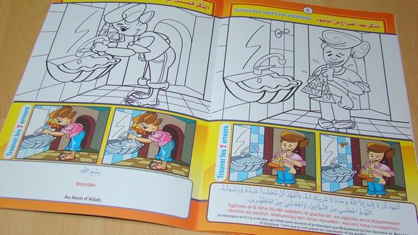 livres invocations enfant