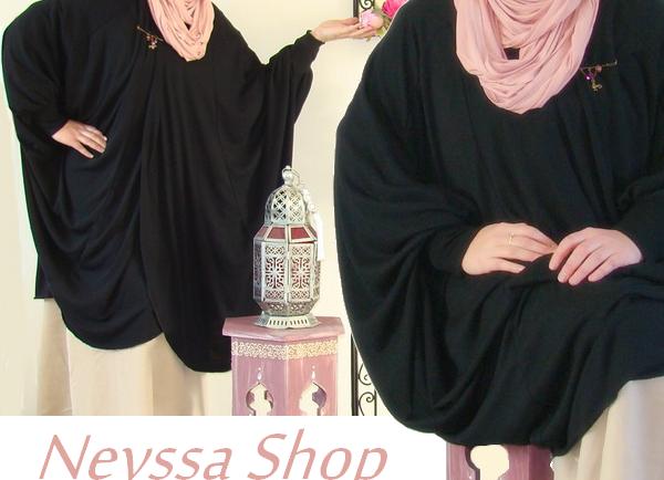 {Jeu inside}Neyssa Shop habille la musulmane