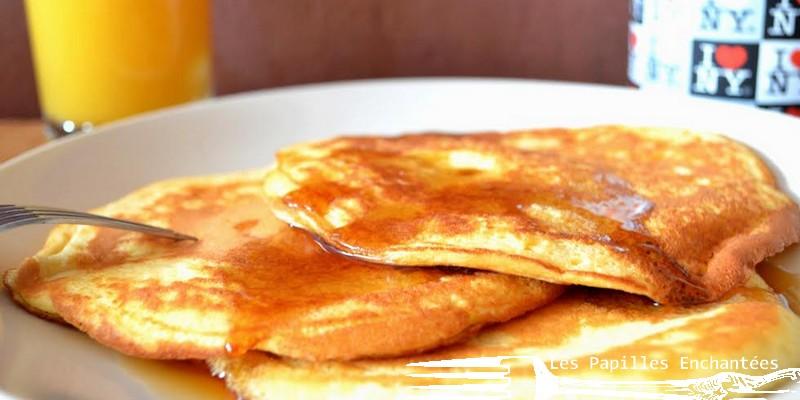 recette facile pancake