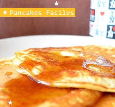 recette pancake facile