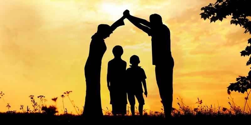Famille-arabe-unie
