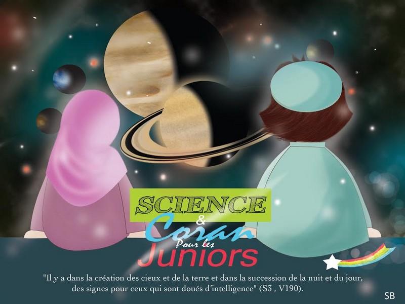 science et coran pour les juniors blog