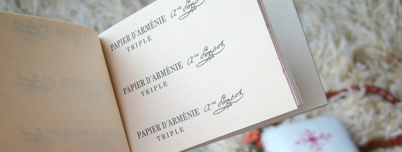 carnet papier arménie