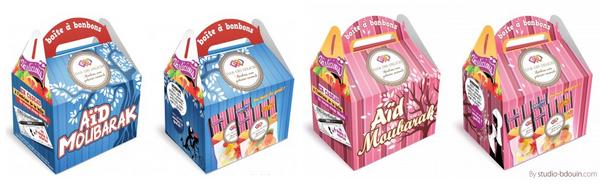 aid box bonbon