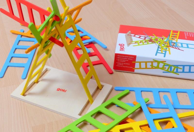 goki jeu des échelles