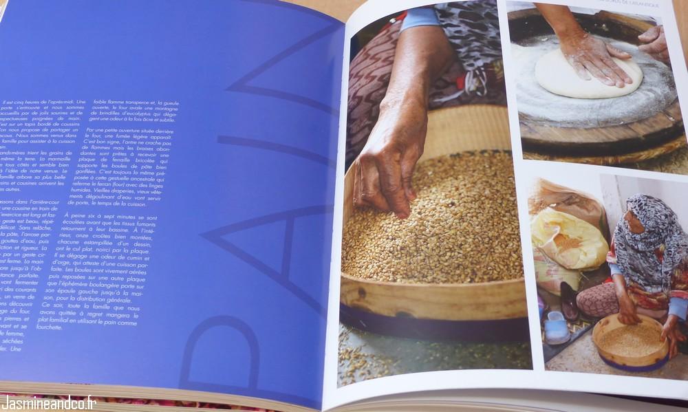 secrets gourmands de mon maroc livre