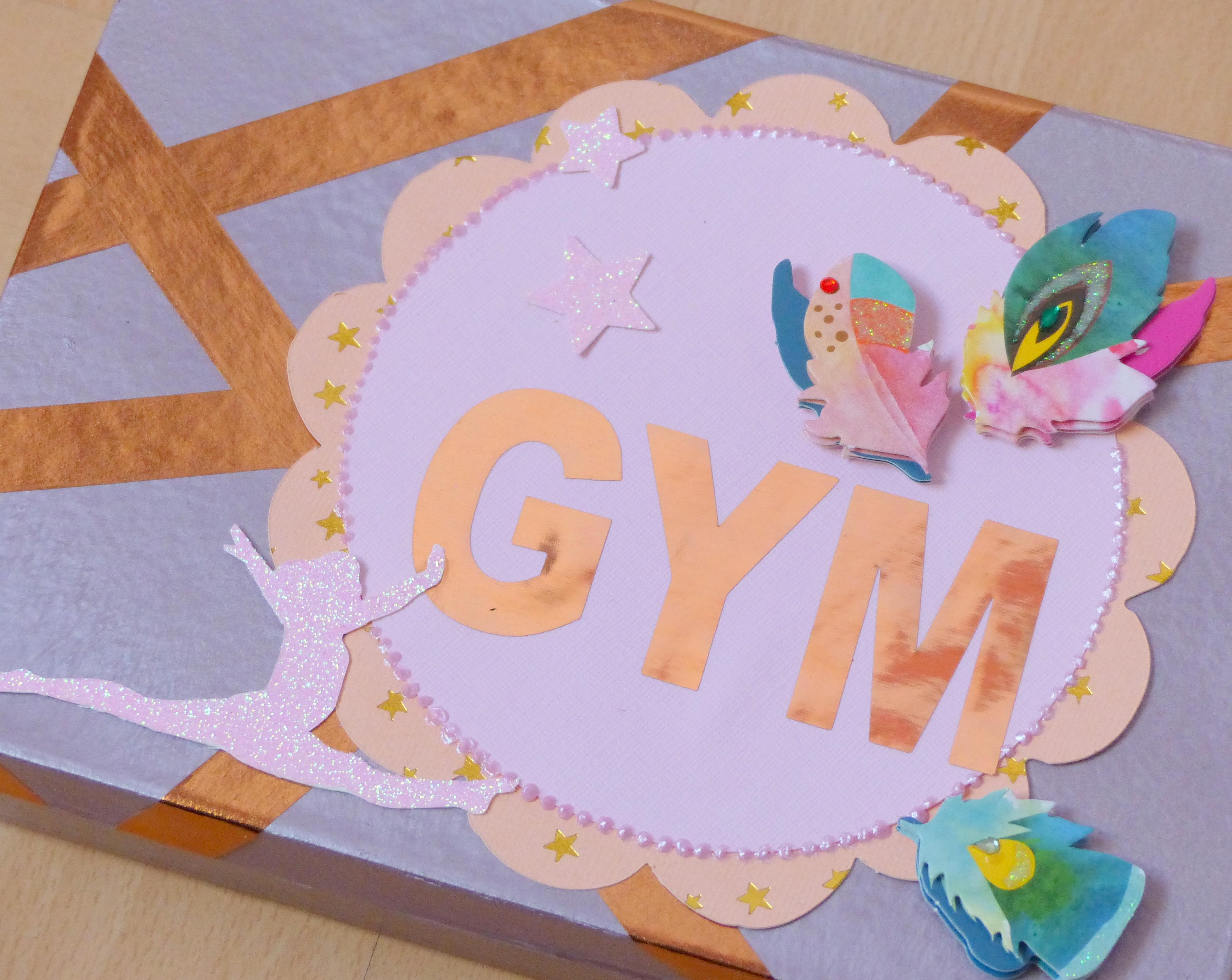 diy tuto gym