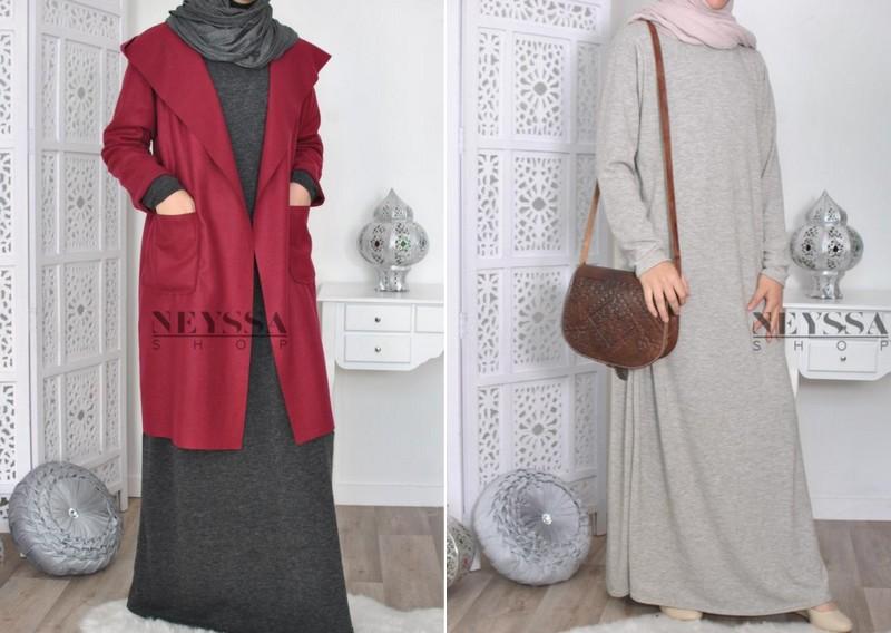 Prêt à Porter Pour Femme Musulmane Neyssa Shop Jasmine And Co - Pret a porter femme musulmane